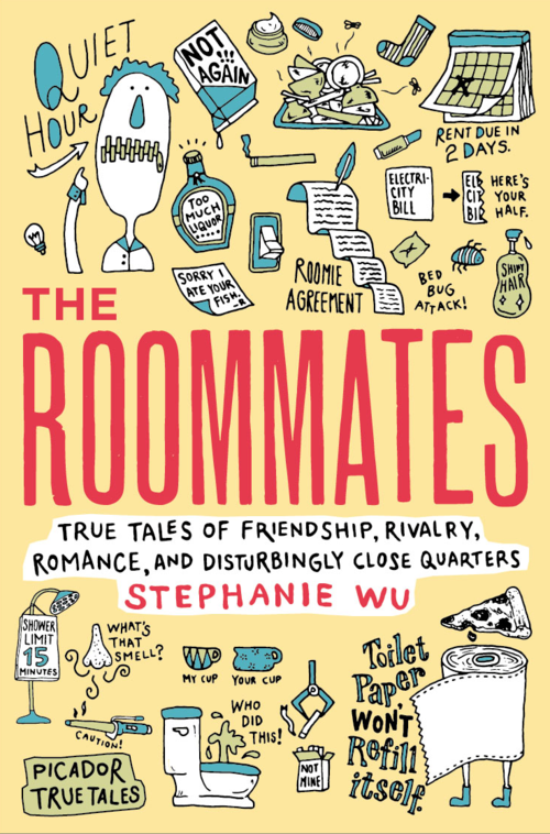 The Roommates by Stephanie Wu