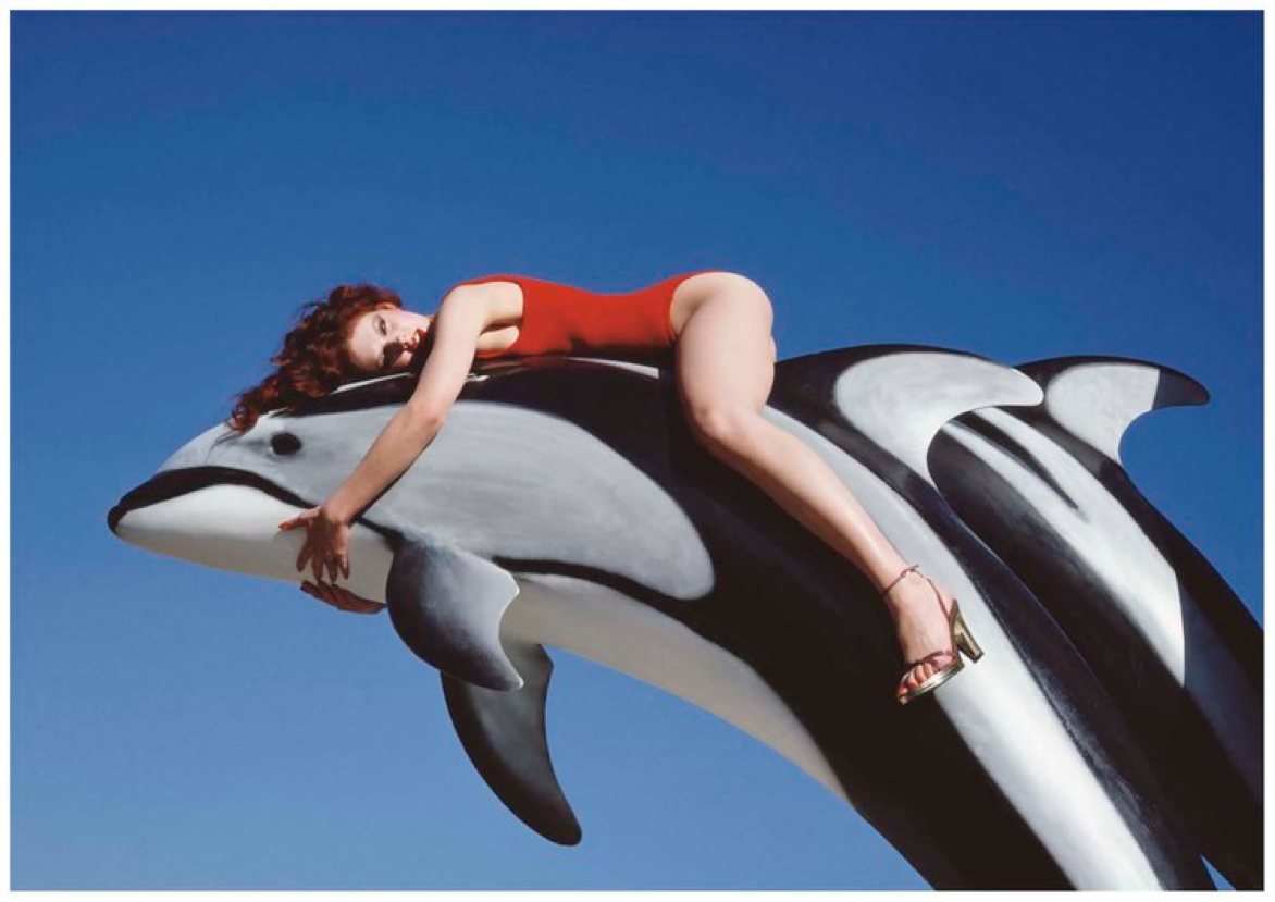 From Guy Bourdin: A Message for You