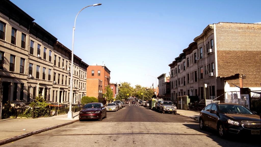 Frankline Ave