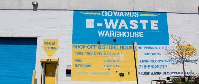 Gowanus E-Waste Warehouse